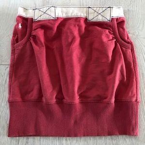 Ralph Lauren Sport Casual Sweatshirt skirt XL 16